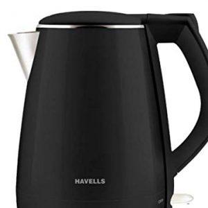 Best HAVELLS Electric Kettle Aqua Plus Black