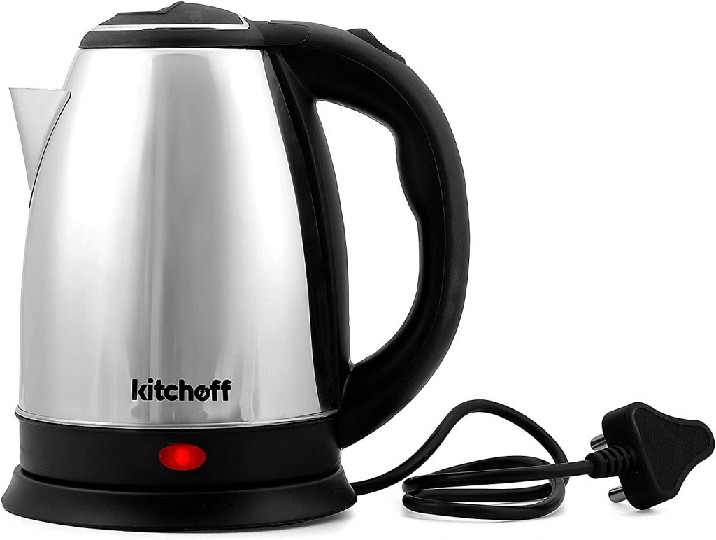 kitchoff budgte kettle 2021